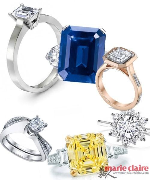 万元戒指搞定华丽新娘