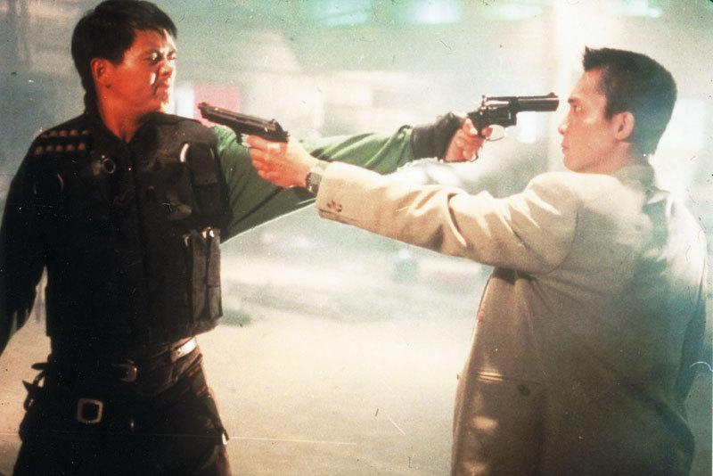 看看电影里哪个 双雄对决 的镜头最帅图片