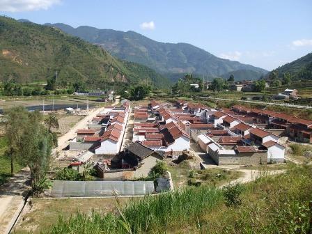 """凤庆位于云南省的西南部,是世界著名的""""滇红""""之乡.是世界种茶的图片"""