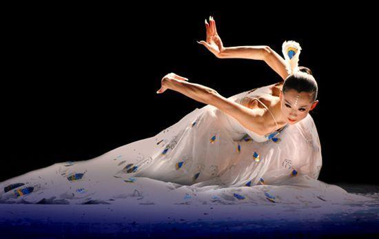 提起云南舞蹈,首先可能让人想到的就是杨丽萍老师和她的孔雀舞.