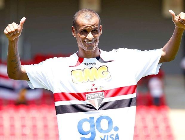 里瓦尔多加盟巴西圣保罗队