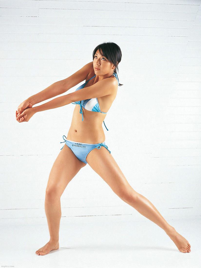 日本沙排仙女浅尾美和写真,人体艺术,性感美女,美女图片