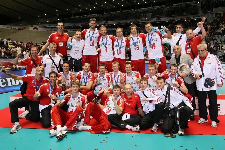 2月4日,男排世界杯结束了全部比赛,俄罗斯夺得冠军,波兰获得