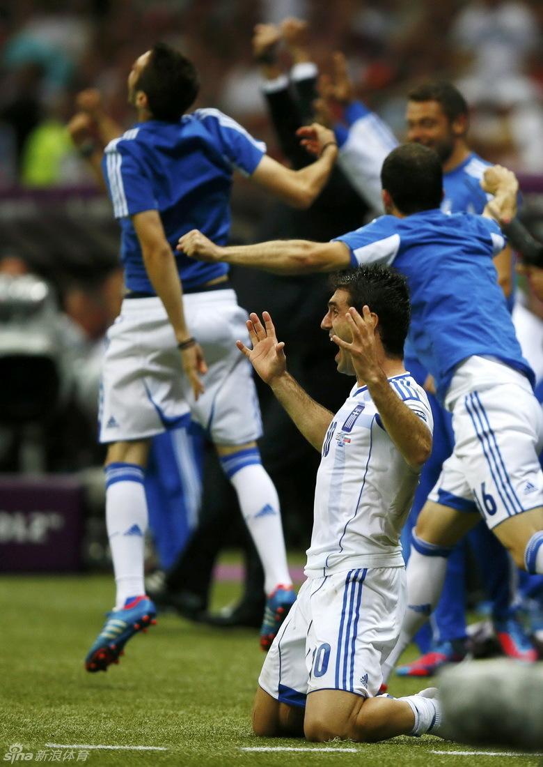 欧洲杯,俄罗斯,希腊