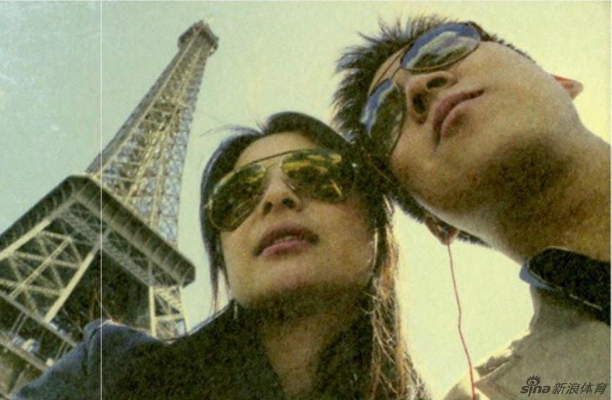 巴黎铁塔的见证
