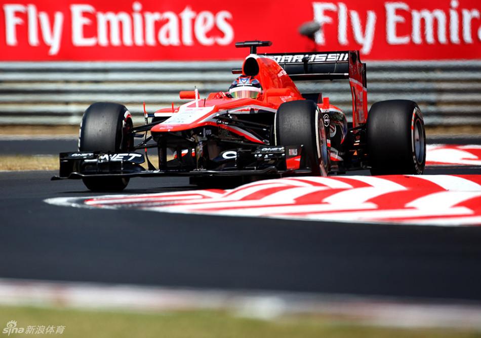 直击F1匈牙利站周五练习赛 - 体育频道 | 佛山E家
