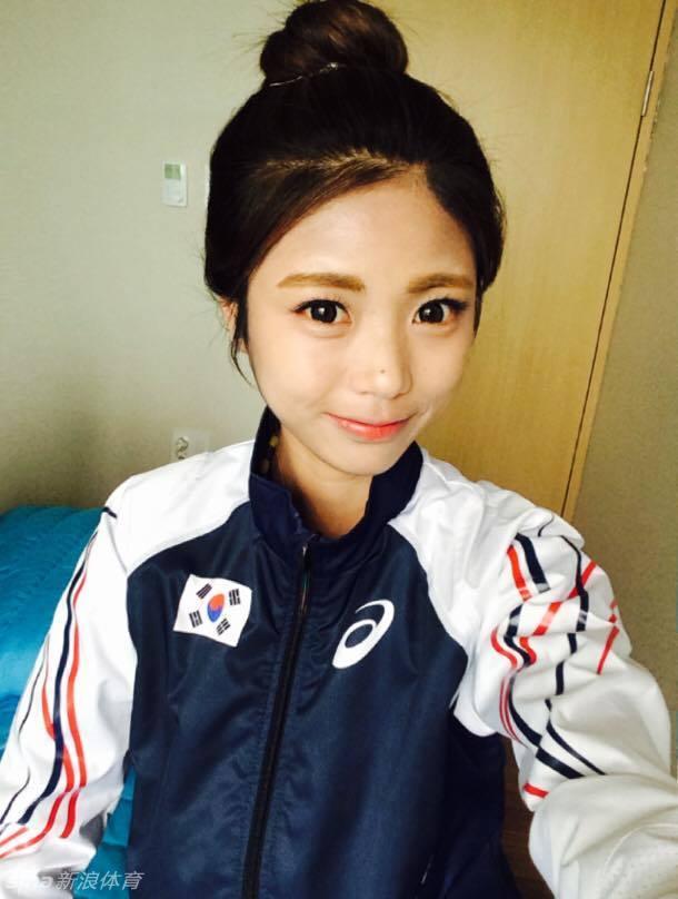 韩国马拉松小萝莉清纯可爱_高清图集_新浪网