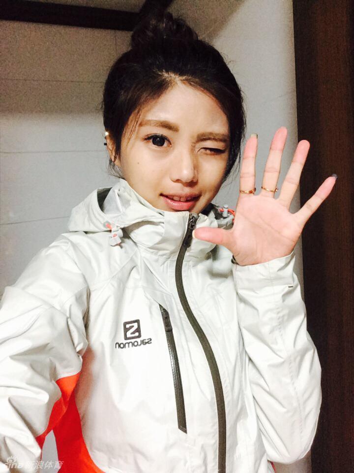 仁川亚运会女子马拉松韩国90后萝莉运动员崔宝拉CHOI Bora资料生活照