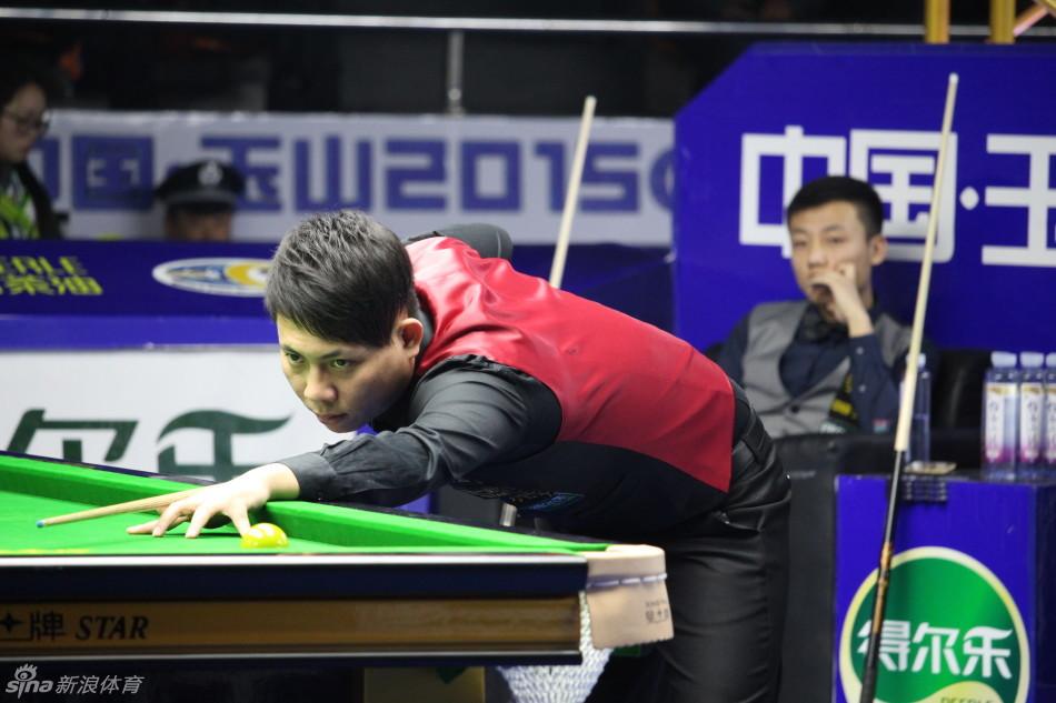 """石鑫和徒弟郑宇伯、张广豪的比赛在同时开始,结果,""""石家班""""三图片"""