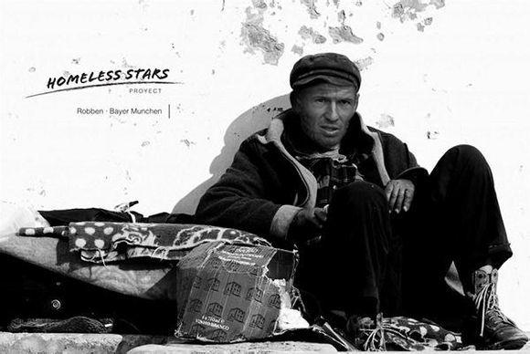 """内马尔等著名球星""""变身""""街头乞丐.-梅西C罗内马尔 变身 乞丐图片"""