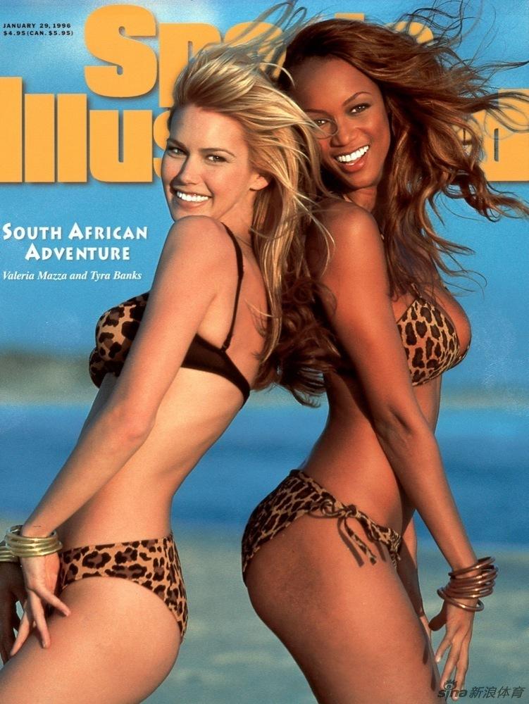 2015年美国体育著名体育杂志《体育画报》泳装特辑即将推出,从60