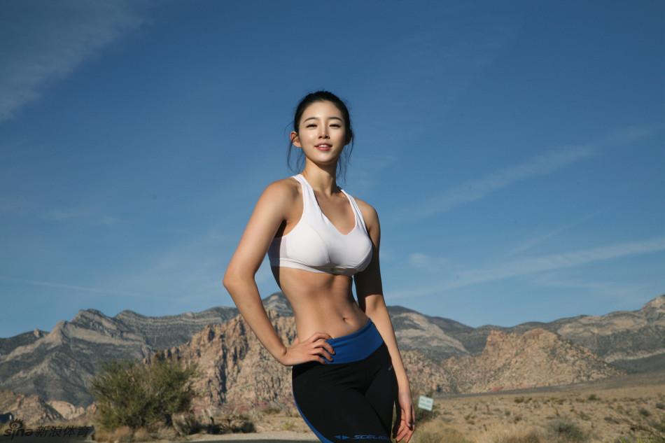 韩国90后嫩模教练柳胜玉 Balletion运动法塑造完美身材|微博