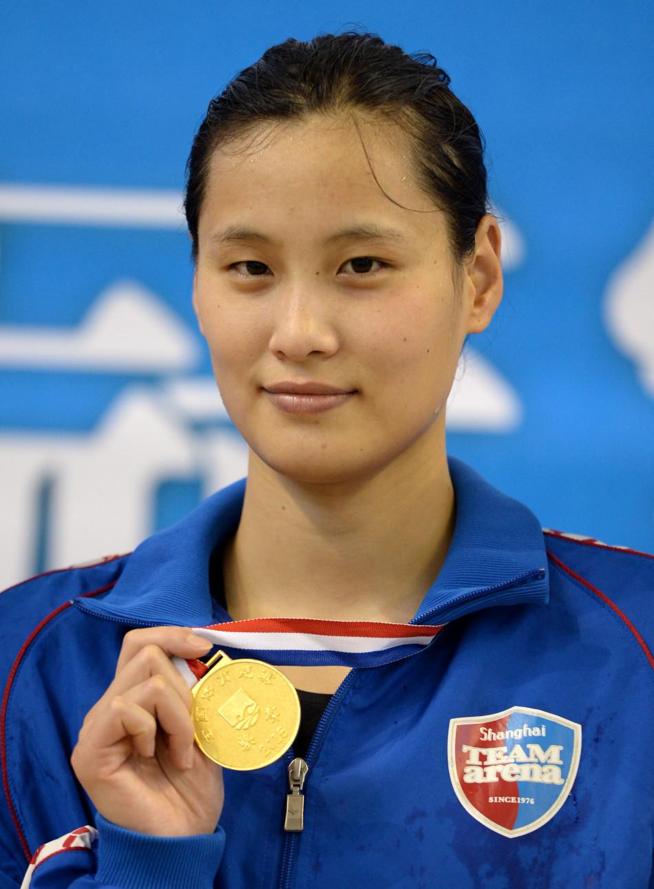 全国游泳冠军赛第七日