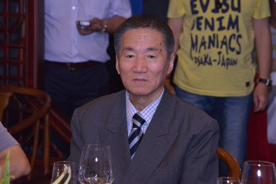 林海峰出席晚宴图片