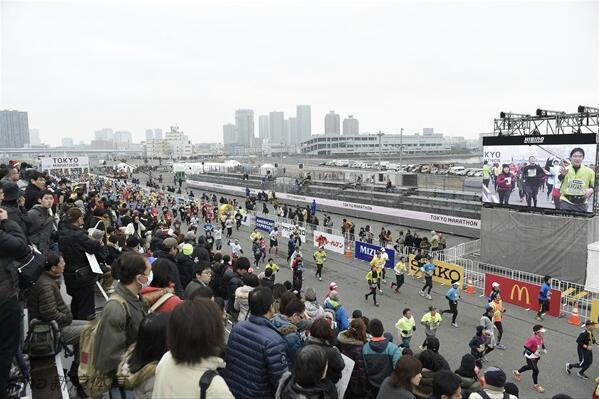何搭建生态链 2015东京马拉松回顾