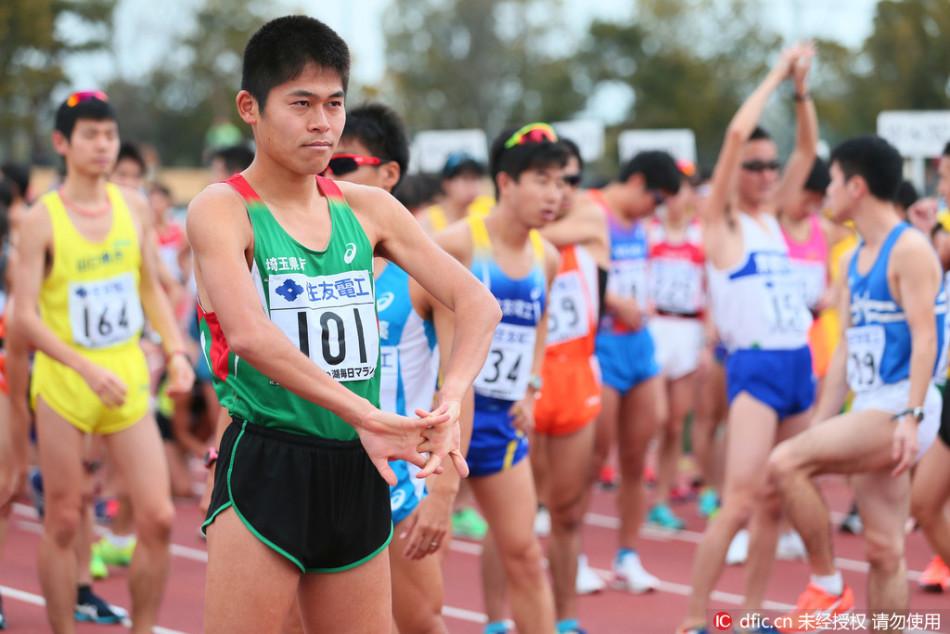 2016日本琵琶湖马拉松赛况