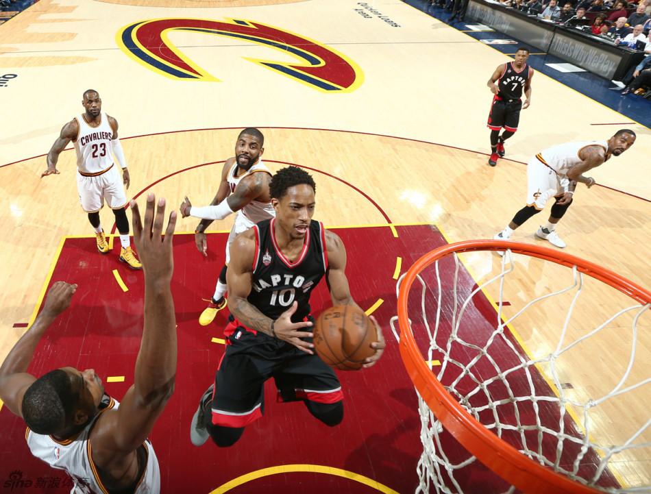 NBA东部决赛-詹皇24+6骑士先下一城