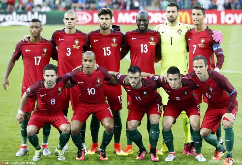 [欧洲杯]葡萄牙1-1冰岛_高清图集_新浪网