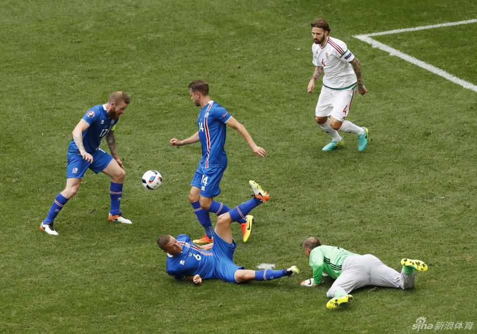 [欧洲杯]冰岛1-1匈牙利