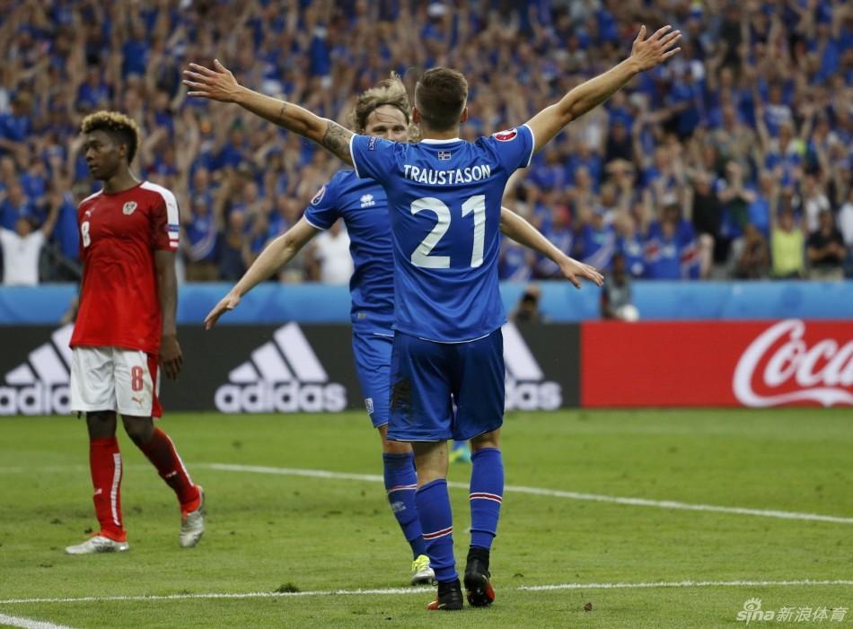 [欧洲杯]冰岛vs奥地利_高清图集_新浪网