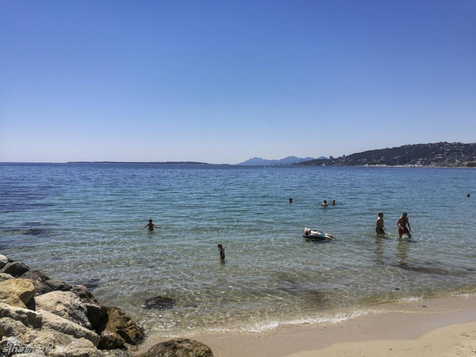 法欣摄之尼斯的蔚蓝海岸