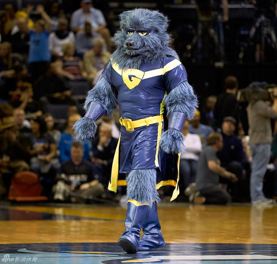 为您盘点NBA球队吉祥物合集,其中湖人、勇士、尼克斯、篮网目前没图片