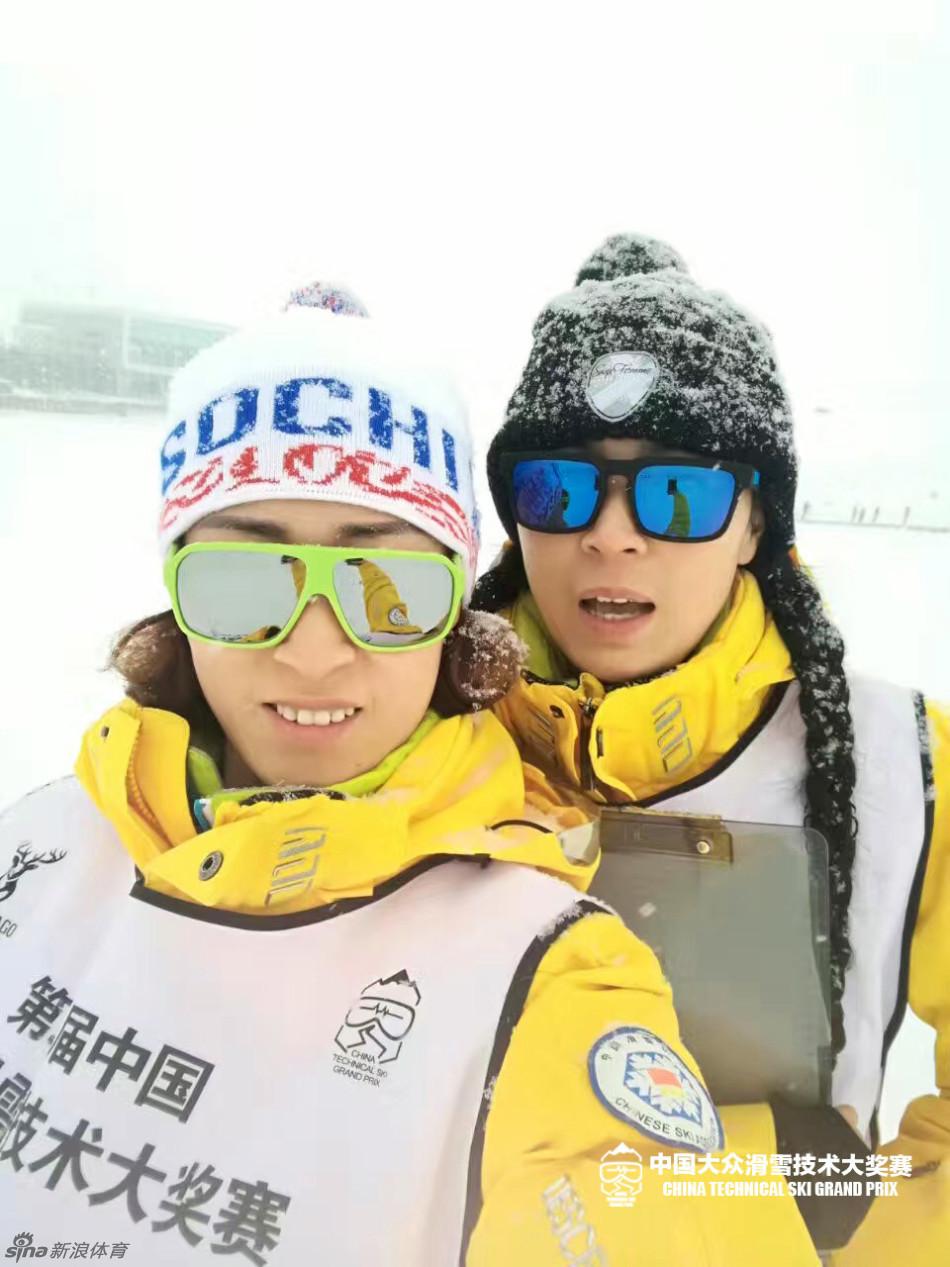 中国 阿勒泰/中国大众滑雪技术大奖赛新疆阿勒泰站
