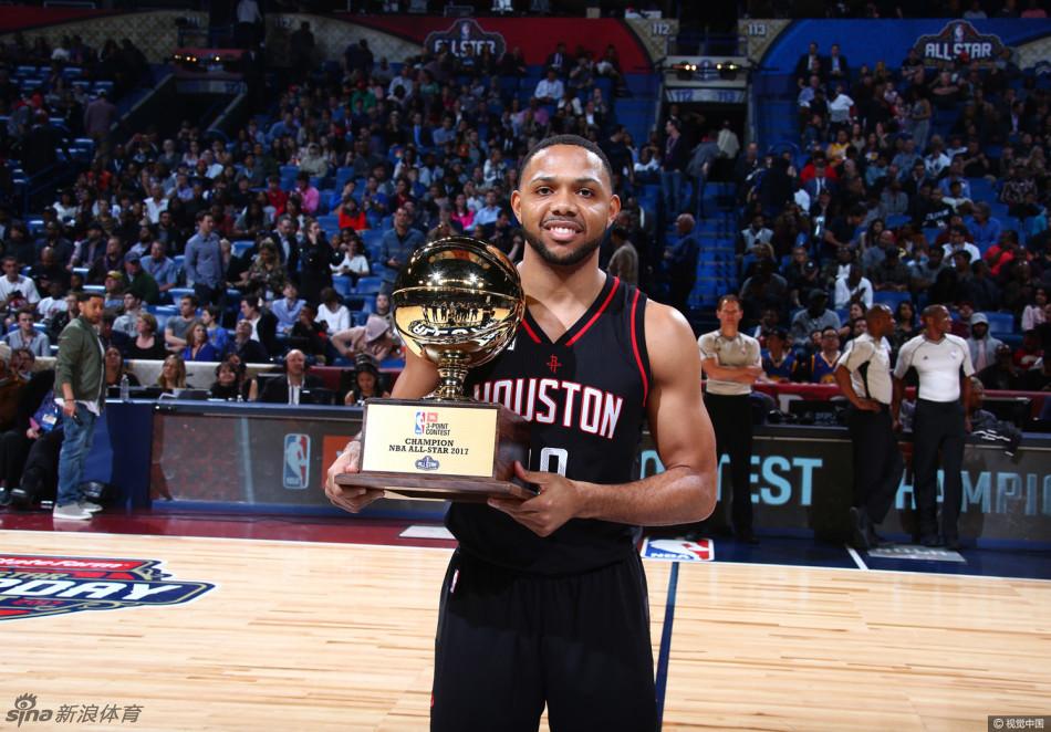 [NBA]全明星三分大赛戈登夺冠(20张)