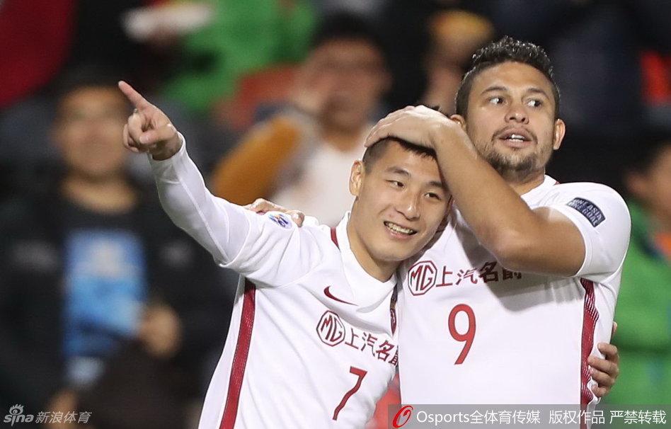 [亚冠]西悉尼FC3-2上海上港(12张)