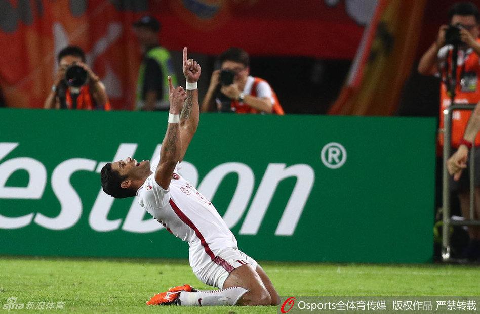 [亚冠]广州恒大9-10上海上港(38张)