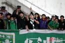 北京广州球迷隔空对骂