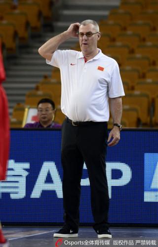 中国队主教练马赫