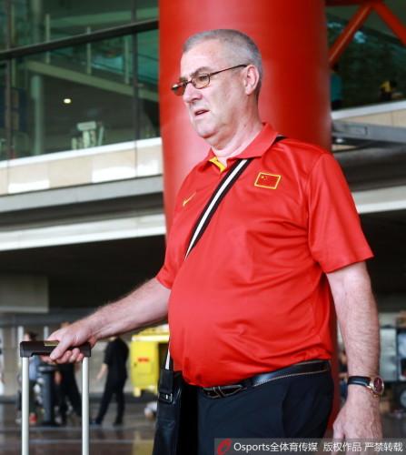 主教练汤姆·马赫