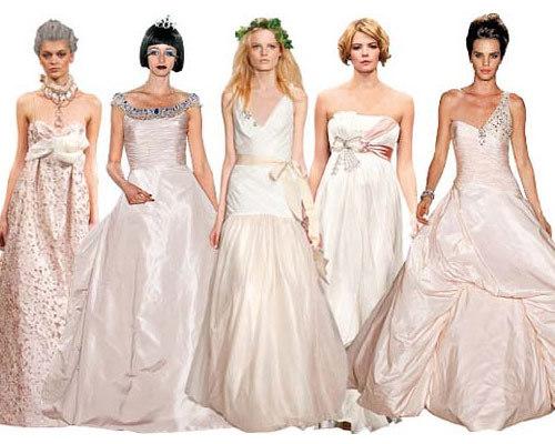 最漂亮的婚纱礼服_婚纱美图