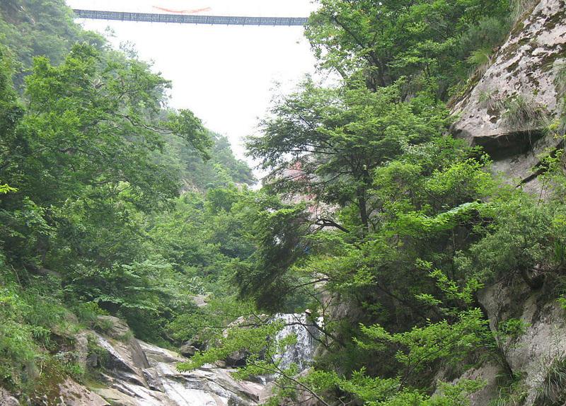 大明山,浙西临安唯一的省级风景名胜区,国家AAAA级风景旅游区,