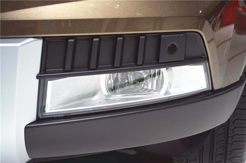 斯柯达全新SUV YETI野帝高清图片