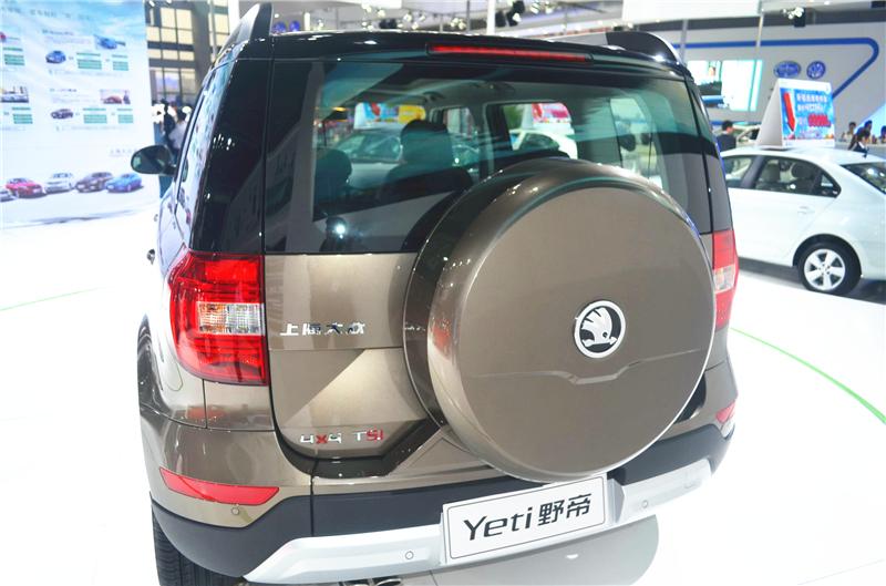 斯柯达全新SUV——YETI野帝-斯柯达YETI 野帝高清图片