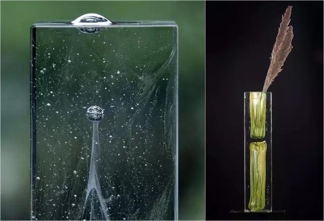 玻璃的主要化学成分是二氧化硅,配以助燃剂纯碱、石灰石,再加热就