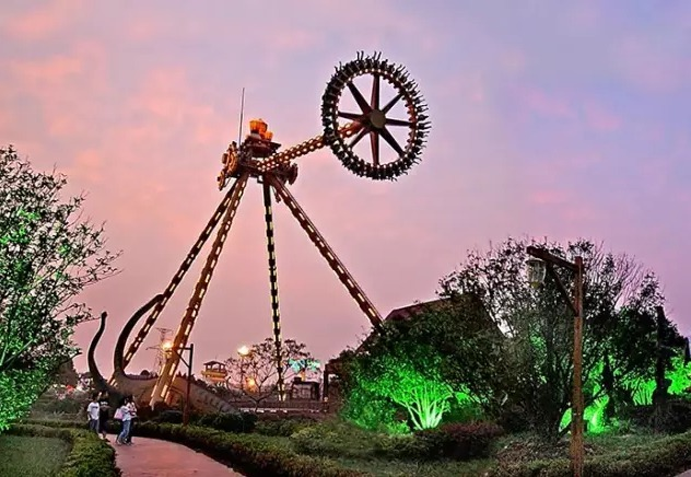 【江苏】常州环球恐龙城景区(中华恐龙园-恐龙谷温泉-恐龙城大剧场