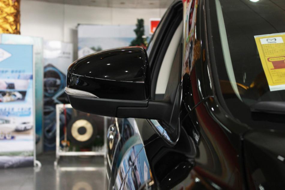 全新CX-9现已到店,新浪湖北汽车编辑抢先来到武汉一汽马自达利达图片