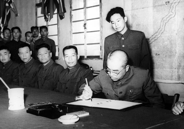 双面朝战之中国记忆