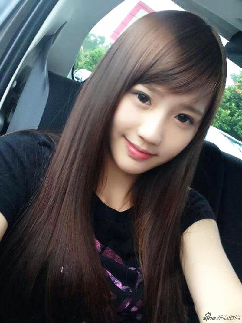 17岁马来少女网曝靓照走红网络 常被误当韩国妹