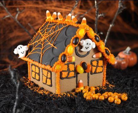 Happy Halloween 万圣节鬼怪美食 好吃好吓人