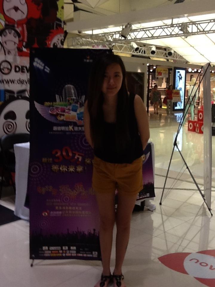 天籁谷K歌大赛赛事花絮高清图片
