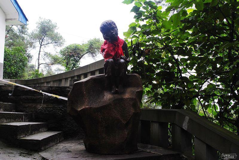 小萝卜头-歌乐山烈士陵园