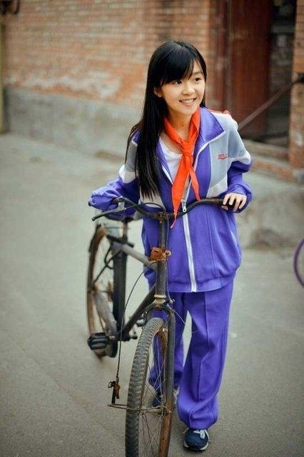 葫芦岛老式校服