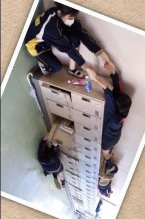 看看这组女生宿舍照片,不得不说女生也很豪放啊,其中不乏大尺度图片