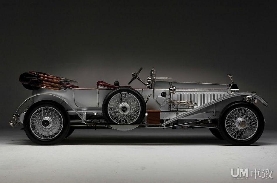 1915劳斯莱斯银魅