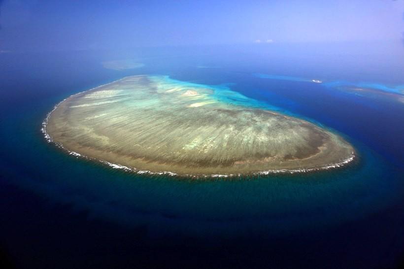 看看南海明珠西沙群岛有多美 组图