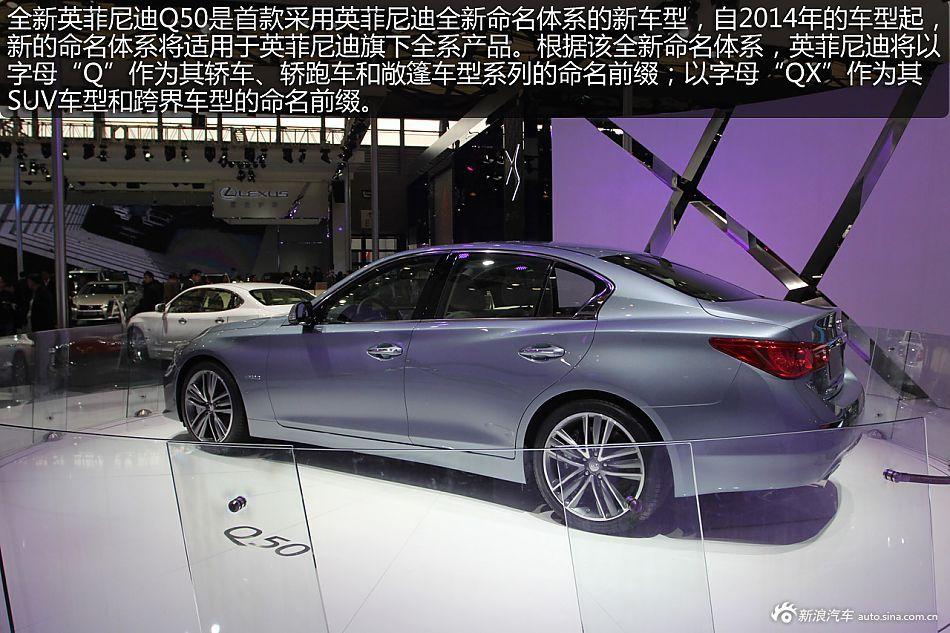 新浪汽车图解英菲尼迪Q50高清图片